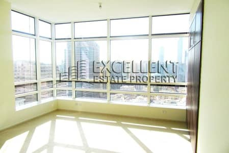 2 Bedroom Flat for Rent in Hamdan Street, Abu Dhabi - Hot Deal Offer for 2 Master Bedroom with all Amenities