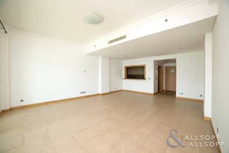 فلیٹ 1 غرفة نوم للبيع في نخلة جميرا، دبي - Sea Views | Vacant On Transfer | 1 Bed
