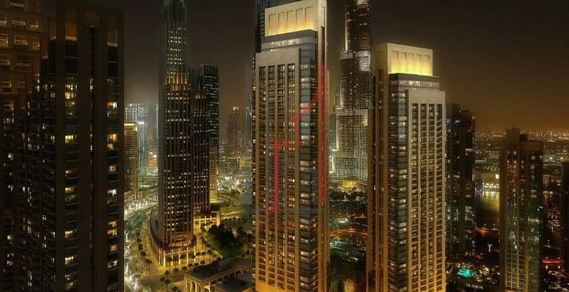 2 Luxurious 3 Bedroom Apartment| Burj View