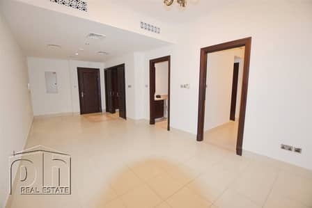 1 Bedroom Apartment for Rent in Old Town, Dubai - Huge Terrace | Community Views | Yansoon