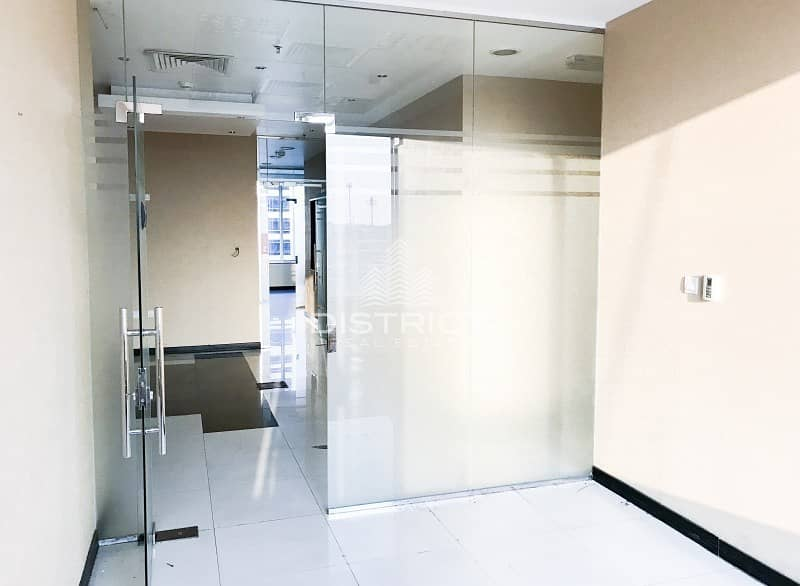 Vacant and Maintained Office Space in Airport Road | Bayut com