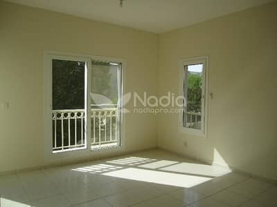 2 Bedroom Villa for Rent in The Springs, Dubai - End Unit |2 Bedroom + Study | Springs 7 | For Rent