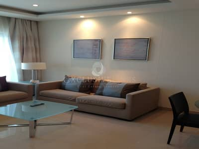 2 Bedroom Apartment for Rent in Jumeirah Lake Towers (JLT), Dubai - 2 bed furnished apartment for rent near Metro