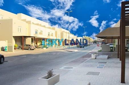 فیلا 2 غرفة نوم للبيع في الريف، أبوظبي - VACANT   SEMI-SINGLE   PRIVATE GARDEN