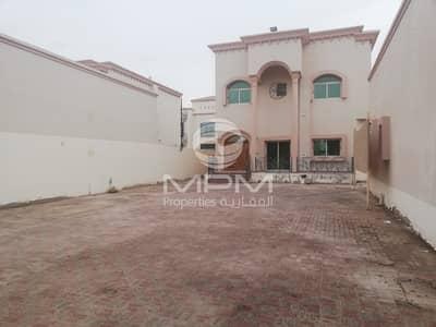 4 Bedroom Villa for Rent in Khalifa City A, Abu Dhabi - Spacious 4 Bedroom Compound Villa + Maid's Room