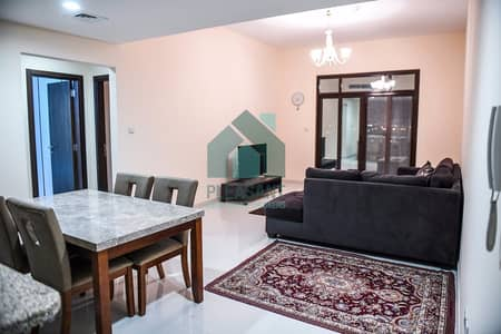 2 Bedroom Flat for Rent in Culture Village, Dubai - Fully Furnished High Floor   2 Br    Creek View   Niloofar Tower