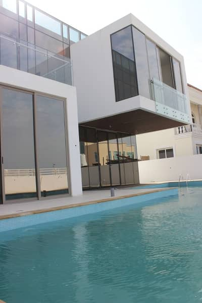 فیلا 5 غرف نوم للايجار في جميرا بارك، دبي - فیلا في مساكن جميرا بارك جميرا بارك 5 غرف 320000 درهم - 4016309