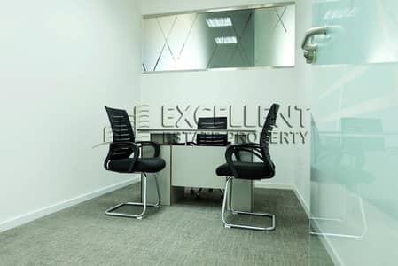 Office for Rent in Corniche Area, Abu Dhabi - Spanking New Semi-Fitted Offices