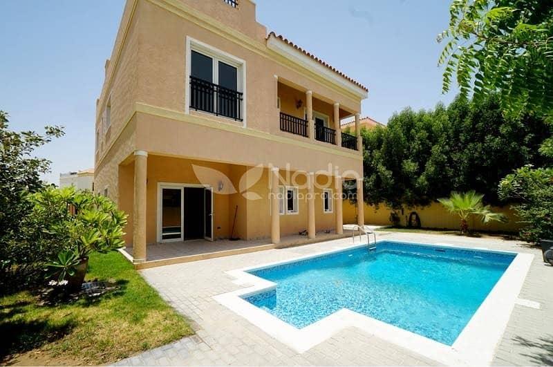 10 5 Bedroom Villa | Ponderosa | The Villa | For SALE