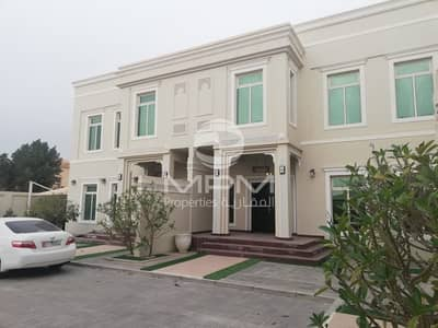 4 Bedroom Villa for Rent in Shakhbout City (Khalifa City B), Abu Dhabi - Spacious & Excellent 4 Bedroom Villa with Maid's Room