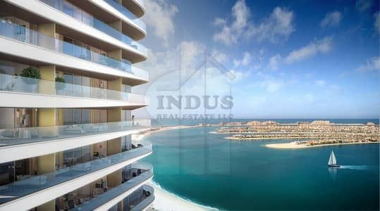1 Bedroom Flat for Sale in Dubai Harbour, Dubai - 4 Years Payment Plan | Elie Saab Branded Residences