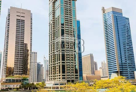 1 Bedroom Flat for Sale in Jumeirah Lake Towers (JLT), Dubai - Desirable well-located 1BR apt for sale in Lake Point Tower JLT