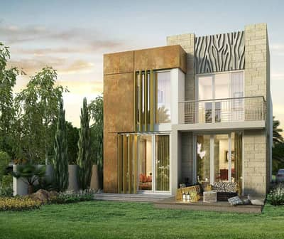 3 Bedroom Villa for Sale in Dubailand, Dubai - FANTASTIC villa in Dubai designed by Just Cavalli in the best community with nice payment plan