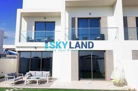 3 Bedroom Villa for Sale in Yas Island, Abu Dhabi - ZERO SERVICE CHARGES FOR 5 YEARS ! 5% Booking - 90% on Handover
