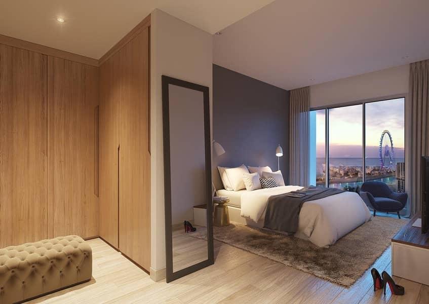 14 1 Bedroom | 7% Return | Full marina View