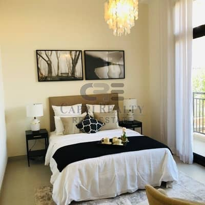 2 Bedroom Apartment for Sale in Town Square, Dubai - Pay AED 300K move in|10 mint MOE AND SZR