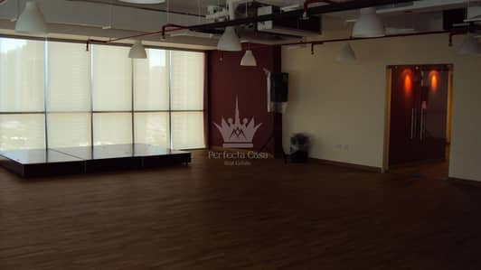 Office for Sale in Jumeirah Lake Towers (JLT), Dubai - Fully Fitted Office | Tiffany Tower | JLT