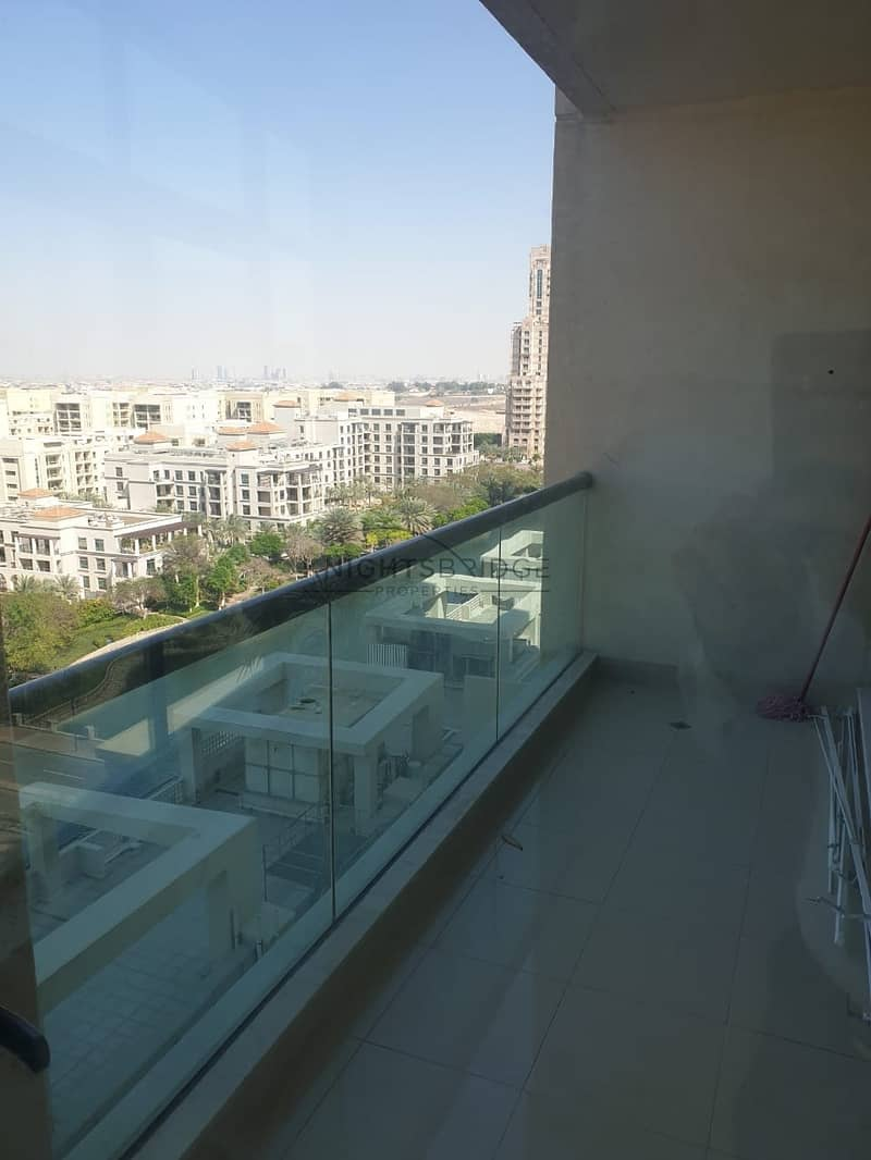 NICE VIEW  EXCELLENT  OFFER for 1 b/r APARTMENT