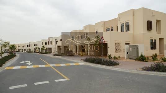 3 Bedroom Villa for Rent in Reem, Dubai - Brand New 3 BR + Maid Villa | 4 Cheques