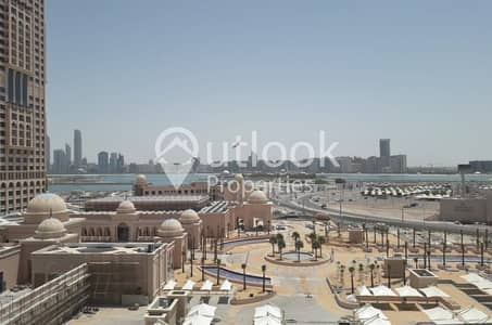 2 Bedroom Flat for Rent in Corniche Road, Abu Dhabi - Brand New! 2Bedroom APT +Maids+Balcony near Al Marina Mall