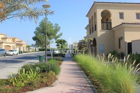 5 Bedroom Villa for Rent in Saadiyat Island, Abu Dhabi - 3 Cheque - Grand 5BR Villa in AlSaadiyat