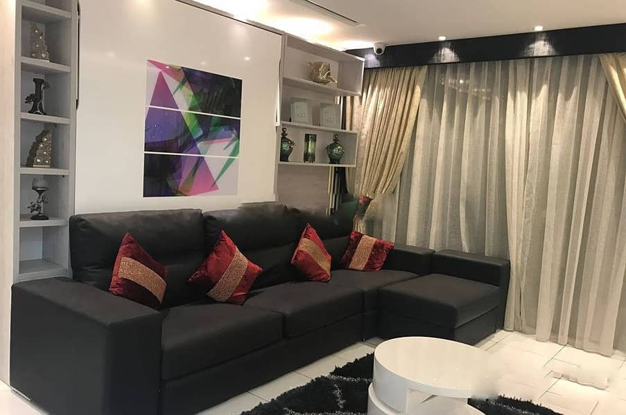 10 Fully Furnished STUDIO Apartments Available in Arjan