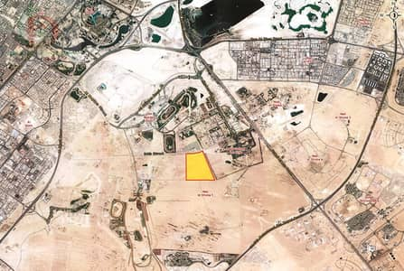 Lands for sale in Nad Al Shiba  Starting from 300 AED / SqFt