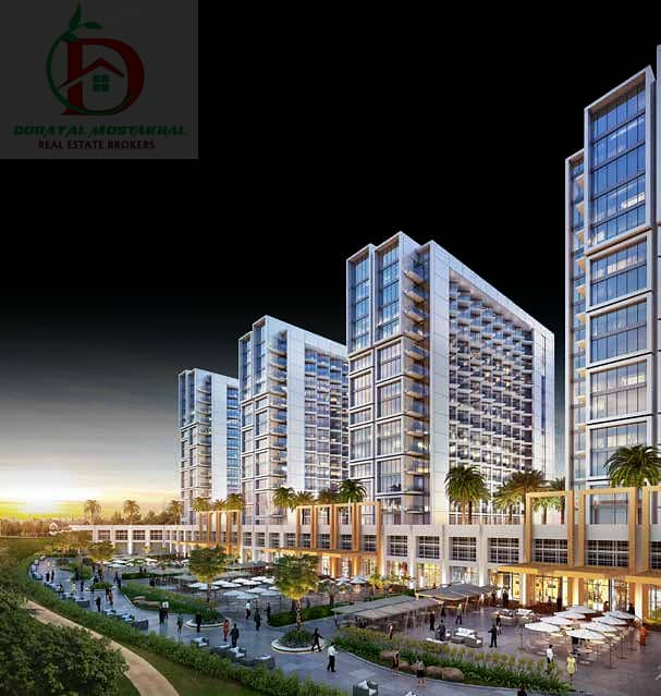 2 Avail the latest STUDIO APT in Dubailand @ AED 330K Only