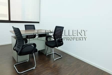 Office for Rent in Corniche Area, Abu Dhabi - City View Semi Furnished Office in Corniche with Ready Tawtheeq
