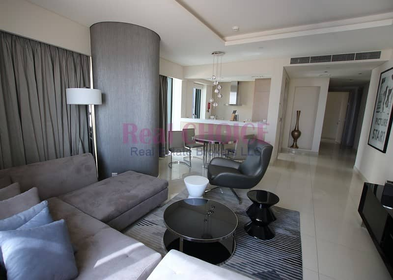 Incredible Views|Brand New Fully Furnished 2BR