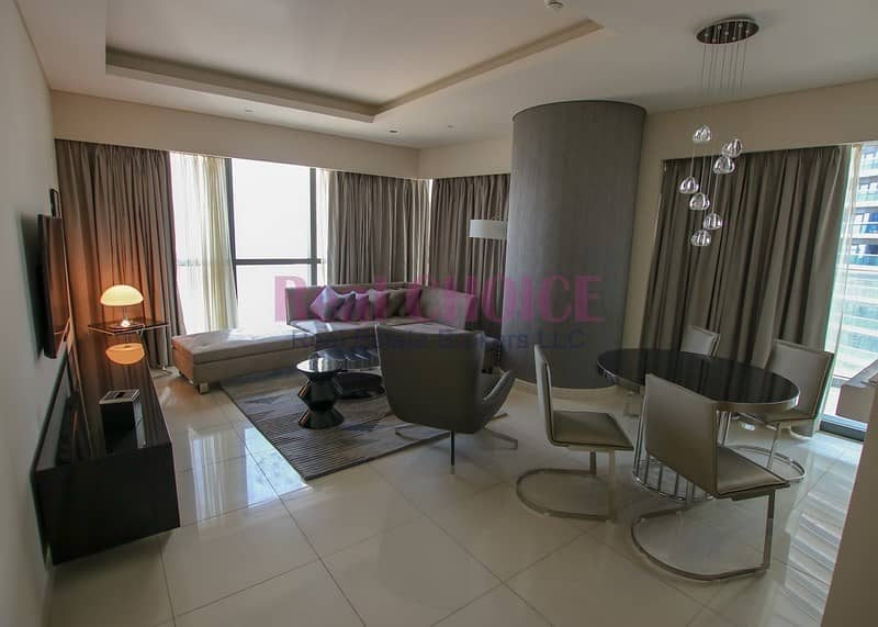 2 Incredible Views|Brand New Fully Furnished 2BR