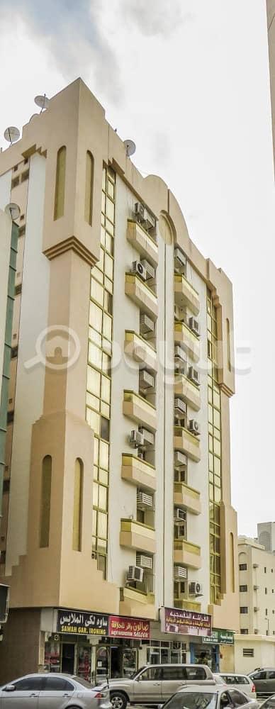 Studio for Rent in Al Ghuwair, Sharjah - studio flat avalibal for rent.