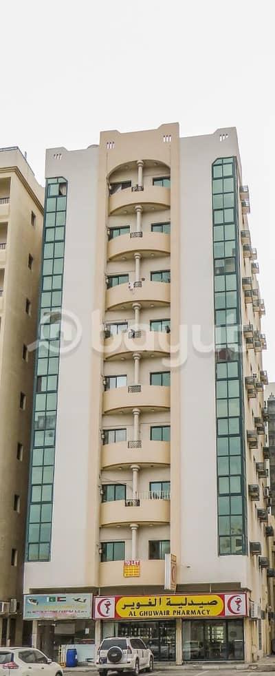 1 Bedroom Flat for Rent in Al Ghuwair, Sharjah - 1 B/R FLAT AVAILABLE FOR RENT IN AL GHUWAIR AREA NEAR AL GHUWAIR MARKET.
