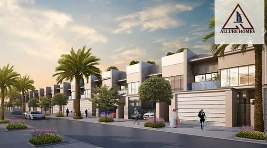 2 Bedroom Townhouse for Sale in Mohammad Bin Rashid City, Dubai - Affordable Town House In Meydan 3 Years Payment Plan / 2 Beedroom + maid