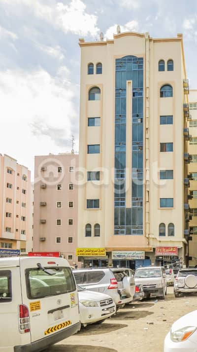 1 Bedroom Apartment for Rent in Al Ghuwair, Sharjah - 1 BEDROOM FLAT AVAILABLE FOR RENT IN AL GHUWAIR AREA.