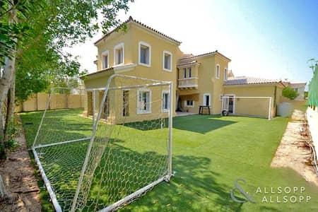 3 Bedroom Villa for Sale in Arabian Ranches, Dubai - Huge Corner Plot | 3 Bedrooms | Alvorada