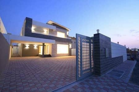 5 Bedroom Villa for Sale in Al Rawda, Ajman - Super Deluxe Brand New Freehold 5 BHK Villa For Sale In Prime Location.