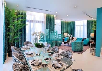 3 Bedroom Villa for Sale in Akoya Oxygen, Dubai - Book your Cavalli  3BR villa , limited availability