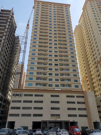 فلیٹ 1 غرفة نوم للبيع في مدينة الإمارات، عجمان - شقة في برج لافندر مدينة الإمارات 1 غرف 185000 درهم - 4030679