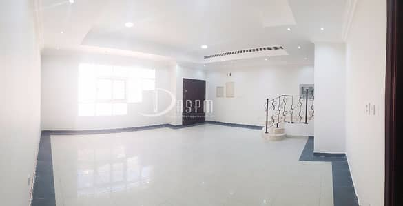 3 Bedroom Villa for Rent in Khalifa City A, Abu Dhabi - 3BEDS  SHADED PARKING 120K!