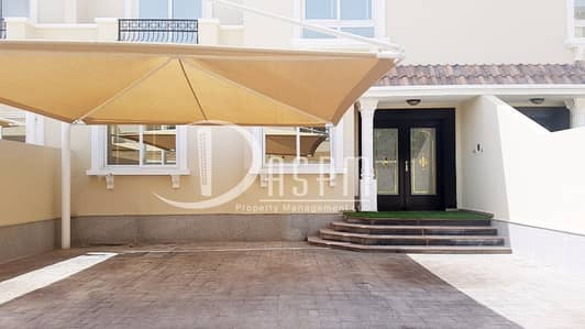 4 Bedroom Villa for Rent in Khalifa City A, Abu Dhabi - 4 BEDS  PRIVATE GARDEN 135 K !