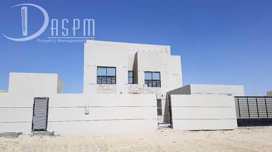 6 Bedroom Villa for Rent in Mohammed Bin Zayed City, Abu Dhabi - brand new standalone 6 beds driver 190 k