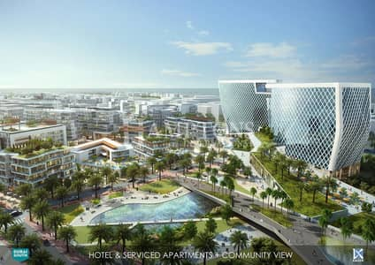 2 Bedroom Townhouse for Sale in Dubai South, Dubai - ???? ???? ??? ????? ??????? ????? ???????