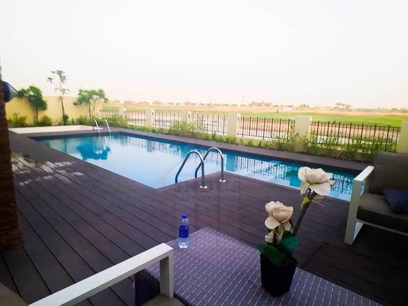 11 Fully Furnished 5BR+M+S Damac Paramount Villa