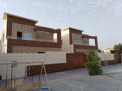 5 Bedroom Villa for Sale in Al Rawda, Ajman - Own villa finishing super deluxe close to all services