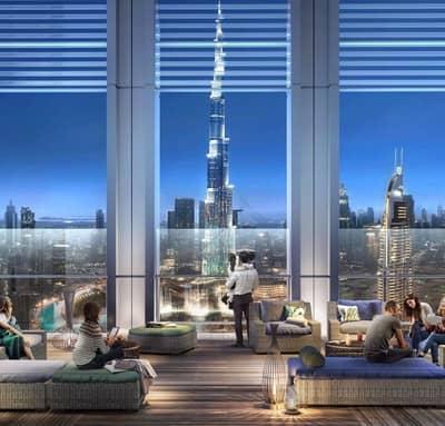 3 Bedroom Flat for Sale in Downtown Dubai, Dubai - Panoramic Burj and Fountain Views   Burj Royale