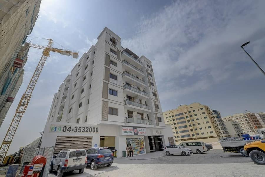66 2 B/R | Balcony, Pool, Gym | Al Warqaa