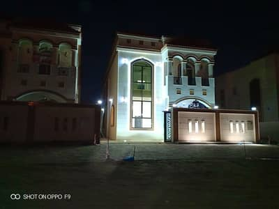 5 Bedroom Villa for Sale in Al Mowaihat, Ajman - New villa for sale in Ajman