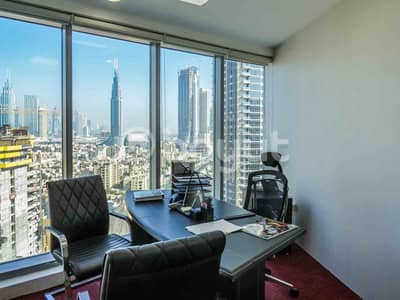 Office for Rent in Business Bay, Dubai - Estidama For 2,999. 00 AED per year | Limited Time Offer