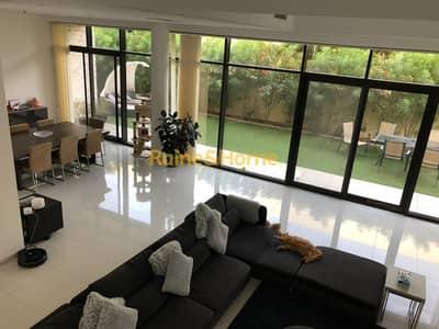 5 Bedroom Villa for Sale in DAMAC Hills (Akoya by DAMAC), Dubai - Landscaped  V3 villa for sale in Rockwood
